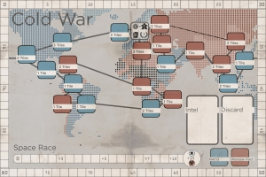 Cold War - Game Board