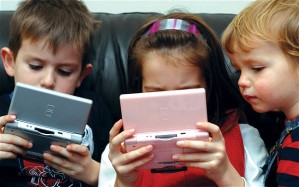 children20playing20video20games